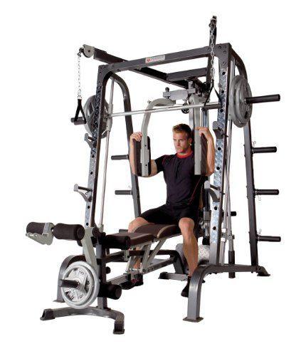 The best home gym under